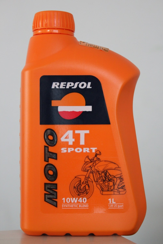Moto sport 4t 10w40 - 1