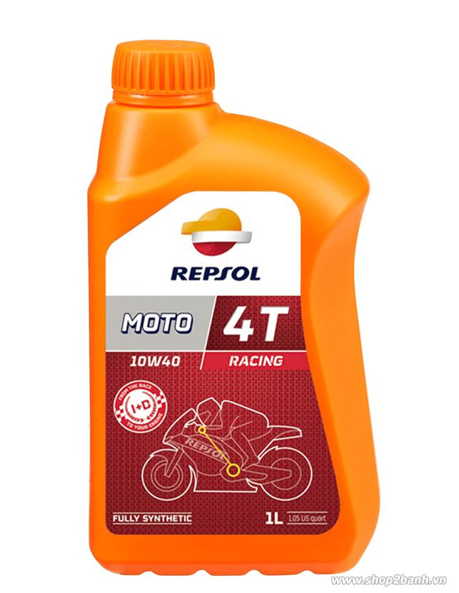 Moto racing 10w40 4t 1l - 1
