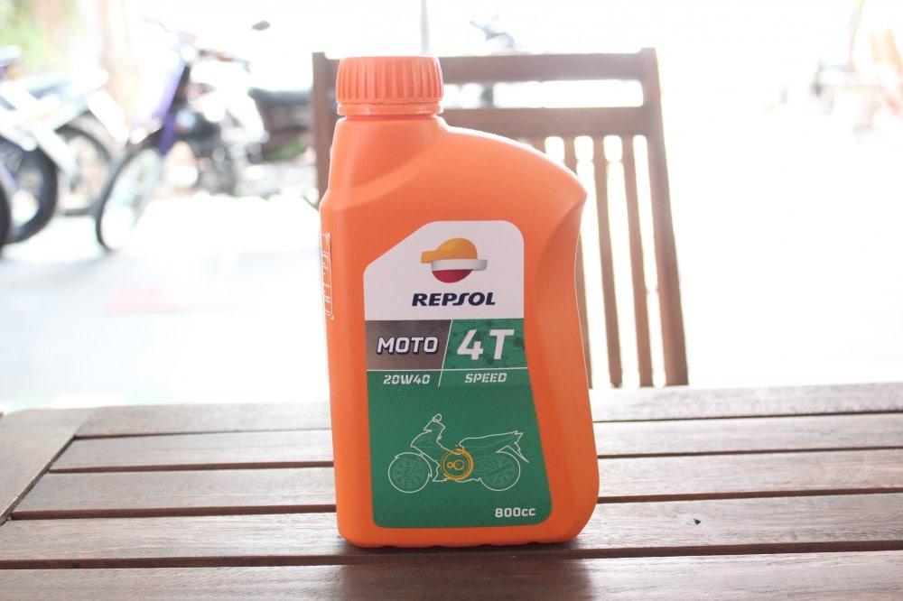 Nhớt repsol có tốt không giá nhớt repsol các loại - 5