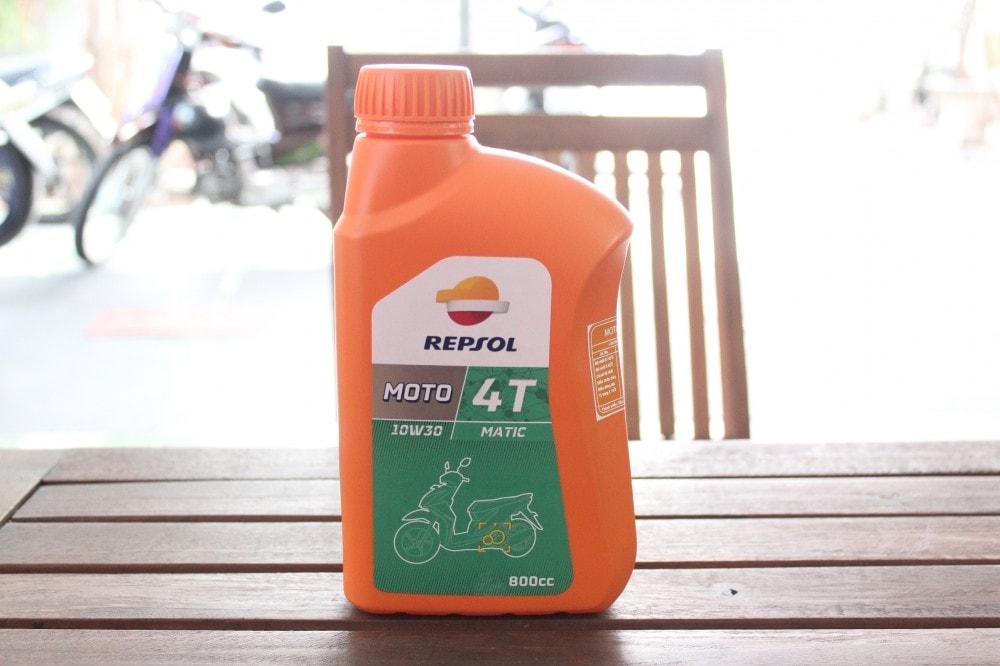 Nhớt repsol có tốt không giá nhớt repsol các loại - 7