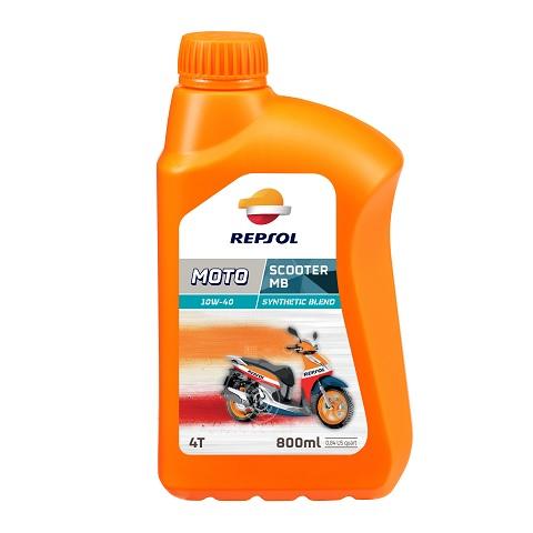 Repsol moto scooter 4t 10w40 - 1