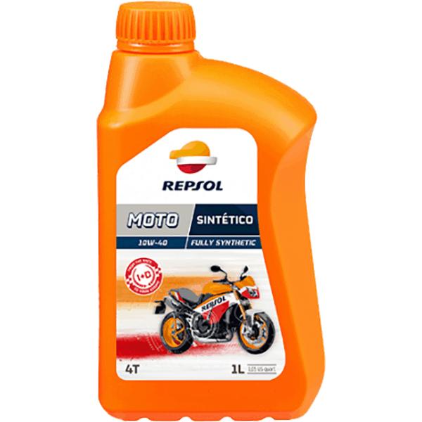 Moto Sintetico 4T 10W40