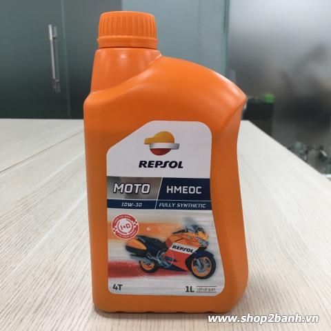 Moto HMEOC 10W30 4T 1L
