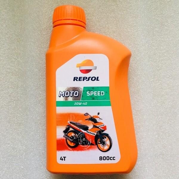 Moto Speed 4T 20W40 0.8L