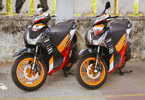 Nhớt Repsol phù hợp với loại xe máy nào ở Việt Nam?